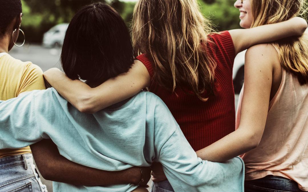 Tip para endometriosis No. 6 Buscar gente afín y grupos de apoyo