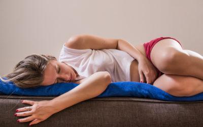 ¿Son normales los cólicos menstruales?