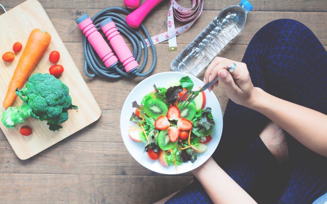 Tip para Endometriosis No. 2 Alimentación Saludable