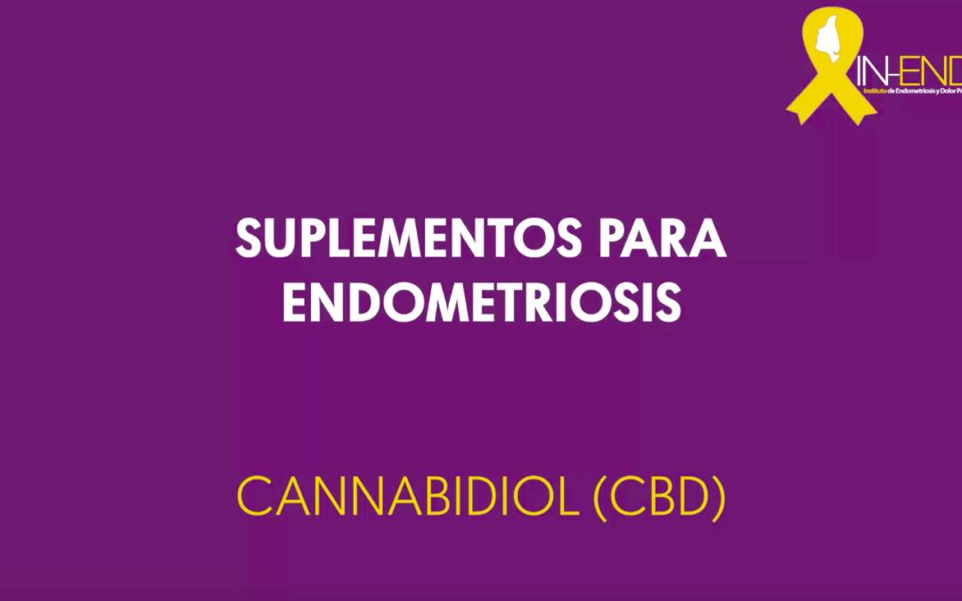 Sumplementos para endometriosis  : CBD