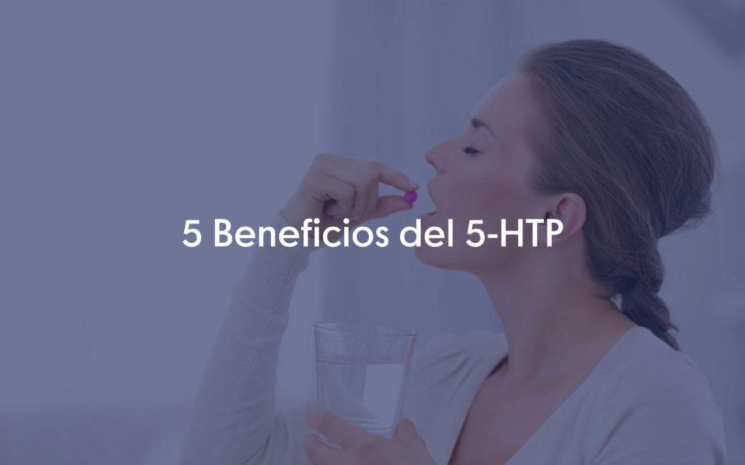 5 Beneficios del 5-HTP